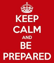 being-prepared